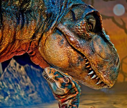 Dinosaurs III
