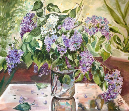 Tatiana Gorbacheva - Flowers