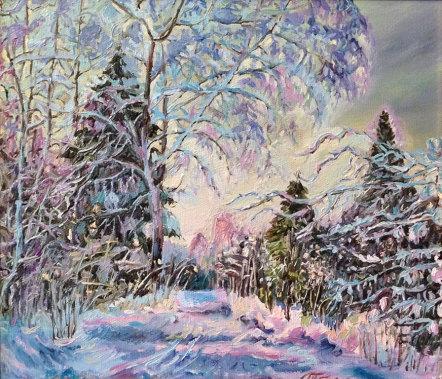 Tatiana Gorbacheva - Landscapes