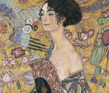 Gustav Klimt XL I