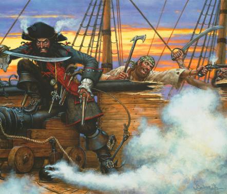 Don Maitz - Pirates