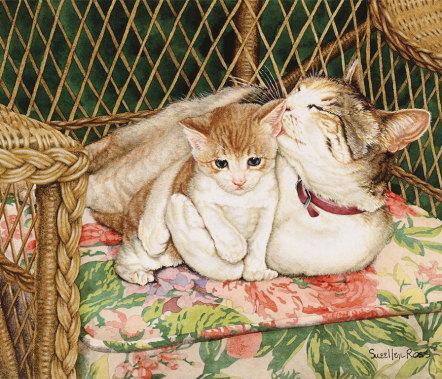 Sueellen Ross - Cats XL