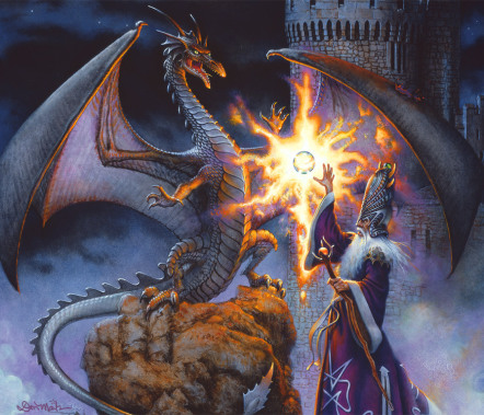 Don Maitz - Dragons