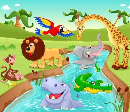 Cartoons Animals II