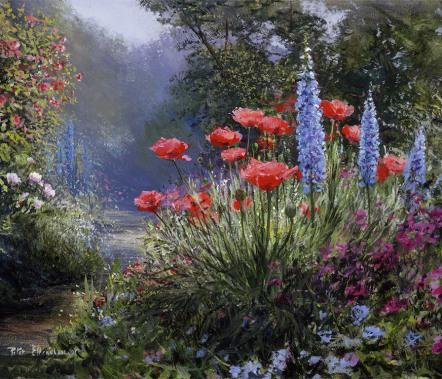 Peter Ellenshaw - Gardens