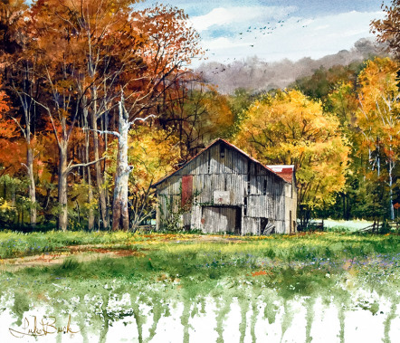 Luke Buck - Barns