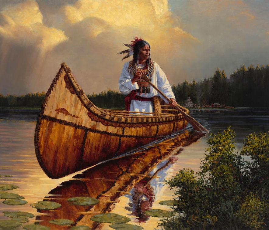 Joe Velazquez - Native American I