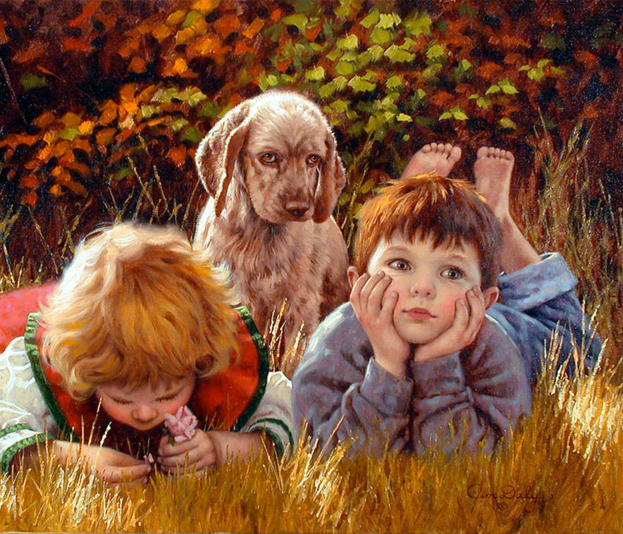 Jim Daly - Children - Imagination