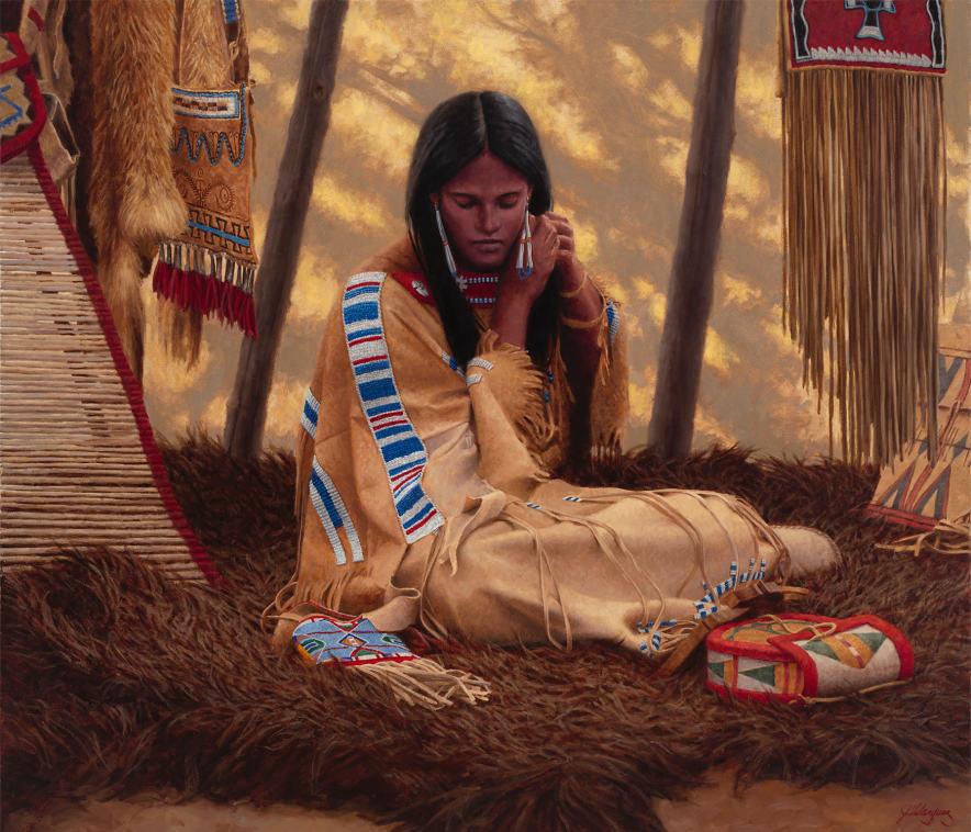 Joe Velazquez - Native American II